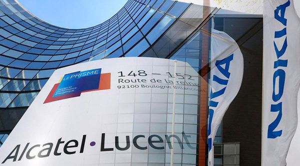 Nokia Alcatel-Lucent
