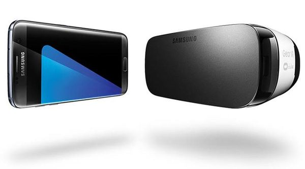 Galaxy S7 edge и Galaxy S7 Gear VR