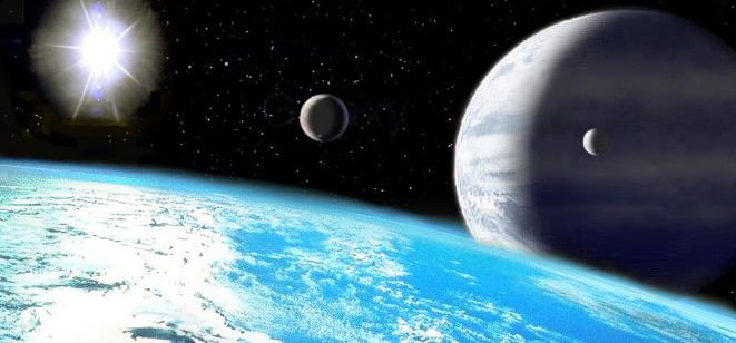 Британский ИИ найдет обитаемые планеты по спектральным данным