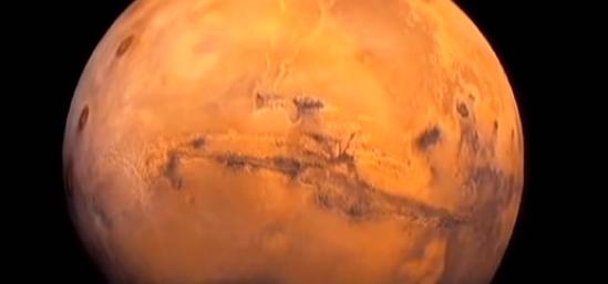 Россия и ЕКА провели совместные испытания марсианского парашюта