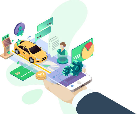 Компания Invite представила уникальное программное обеспечение – систему управления таксопарком Invite