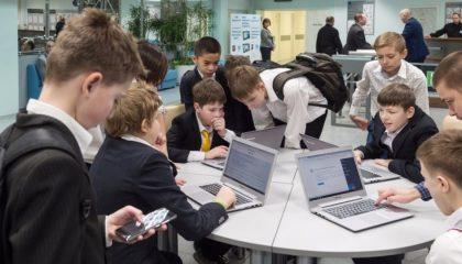 Московская школа стала более открытой – Департамент образования Москвы