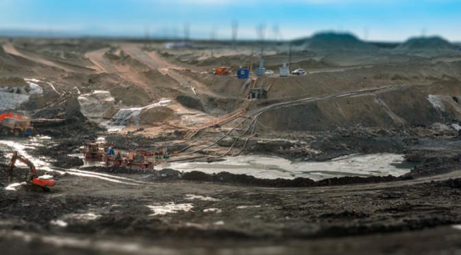 Угольный разрез Кирбинский стал частью группы «Русский уголь»