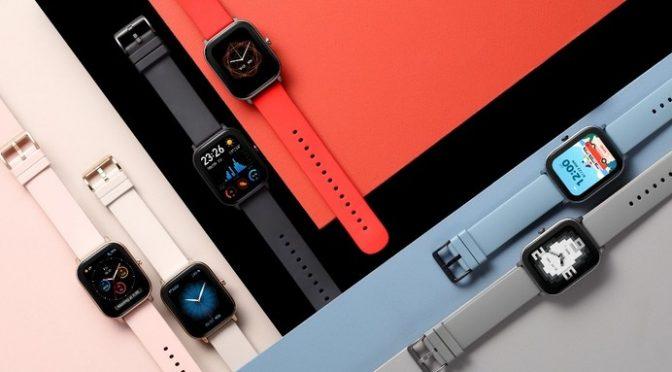 Лидером продаж в «Черную пятницу-2019» стали смарт-часы Amazfit GTS от Huami