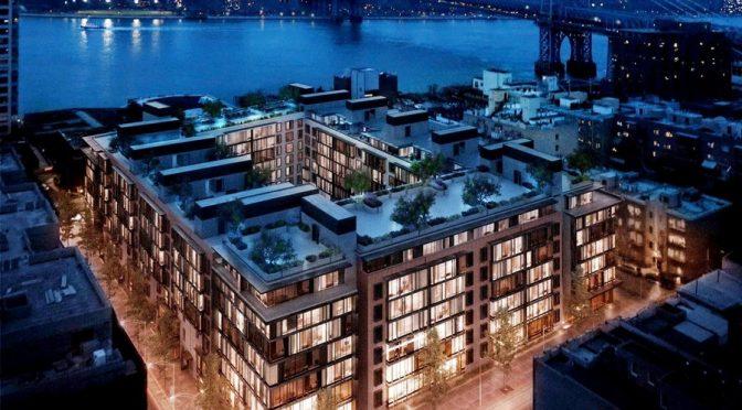 UPRETS планирует токенизировать ряд апартаментов комплекса Oosten в Бруклине