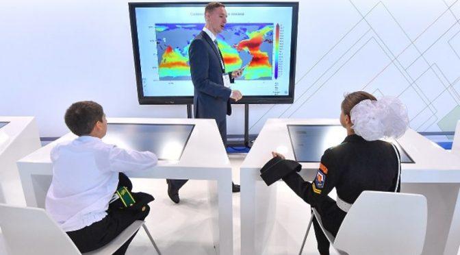 Впервые в истории проекта МЭШ гранты Правительства Москвы получили педагоги не из Москвы