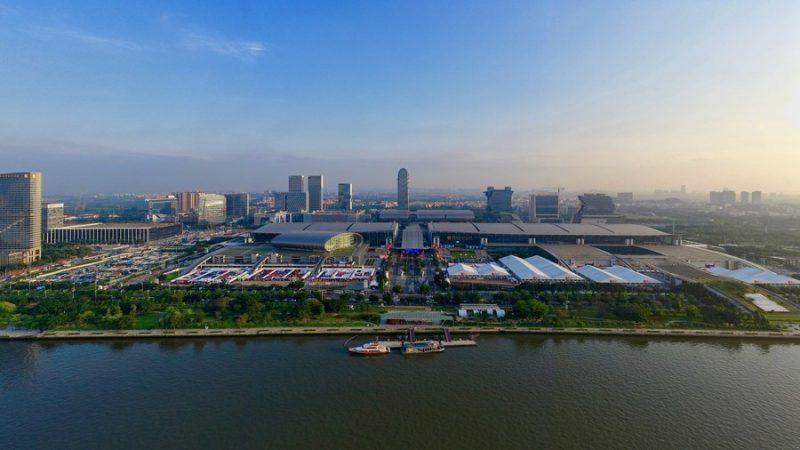 В Китае заявили о проведении 128-й Кантонской ярмарки в режиме онлайн