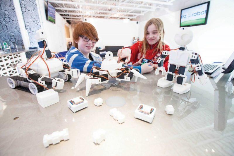 В Москве начал работу онлайн-ресурс, который объединил местные детские технопарки