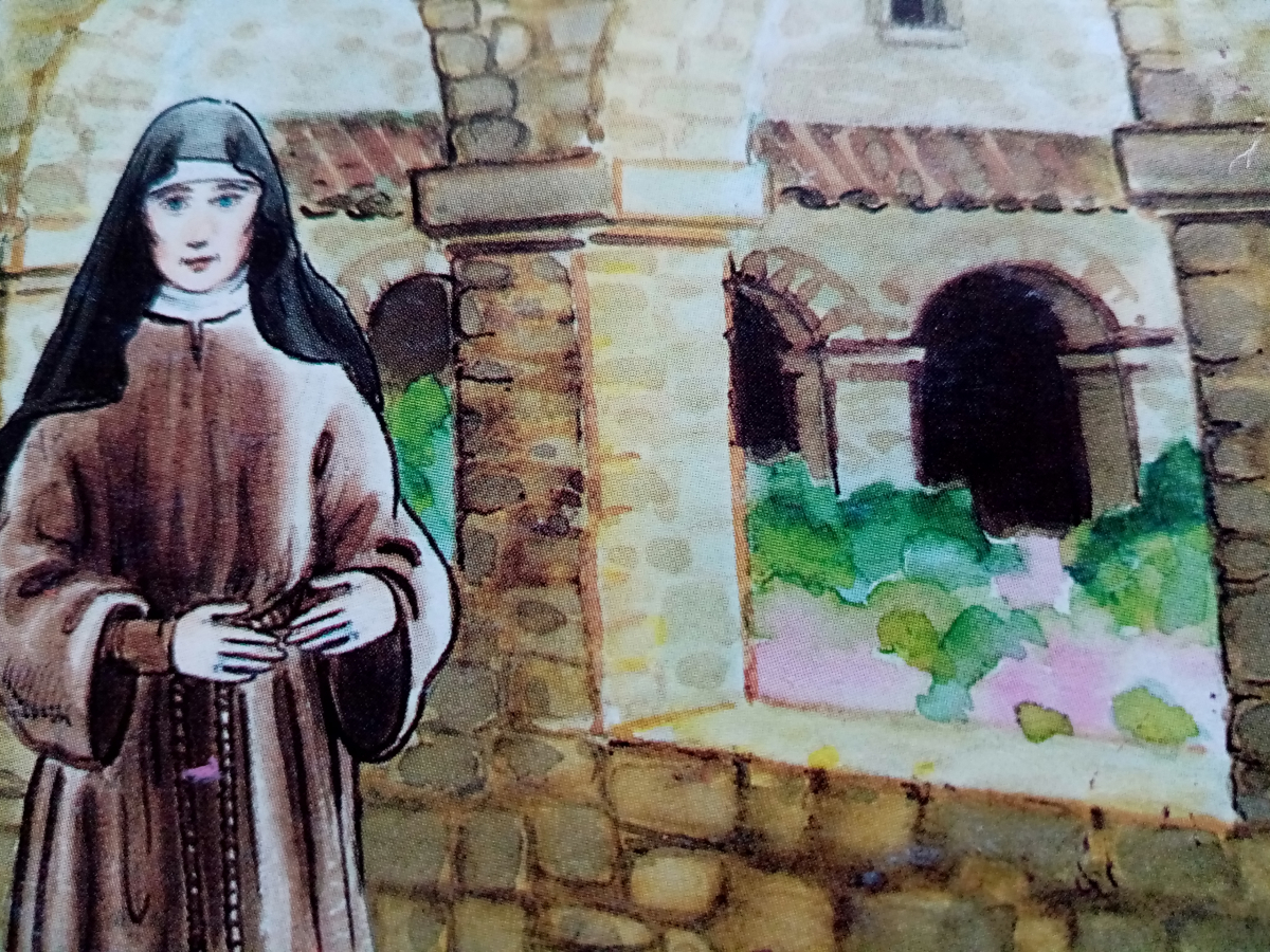 Graines de Saints - Sainte Claire d'Assise
