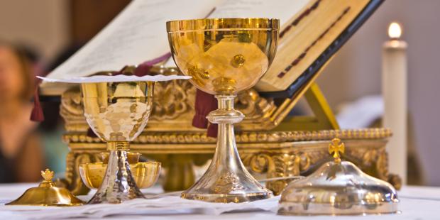 III Partie de la Messe - La liturgie Eucharistique