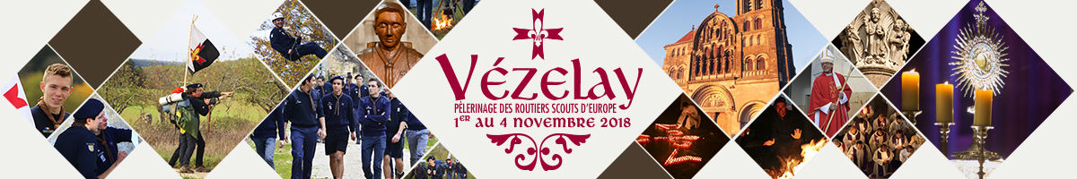 Bienvenue à Vézelay