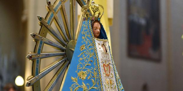 Que règne Jésus par Marie!