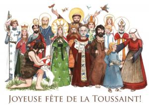 La Toussaint et notre Paroisse pendant le Confinement
