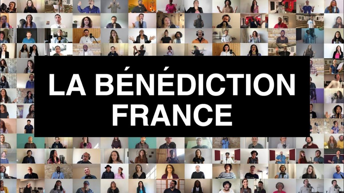La bénédiction - France