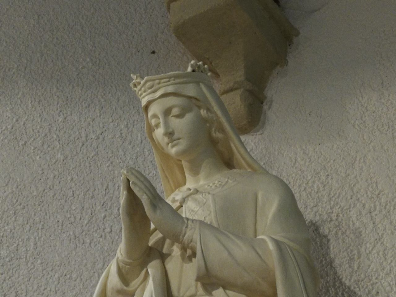 La Vierge d'Usquain