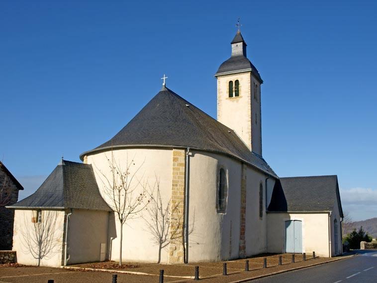 Eglise de Bastanès