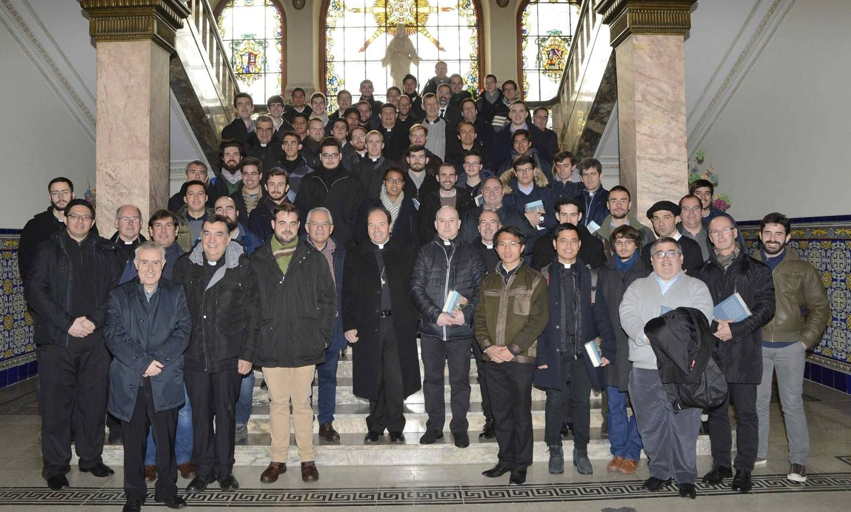 Journée des séminaristes des diocèses bascophones