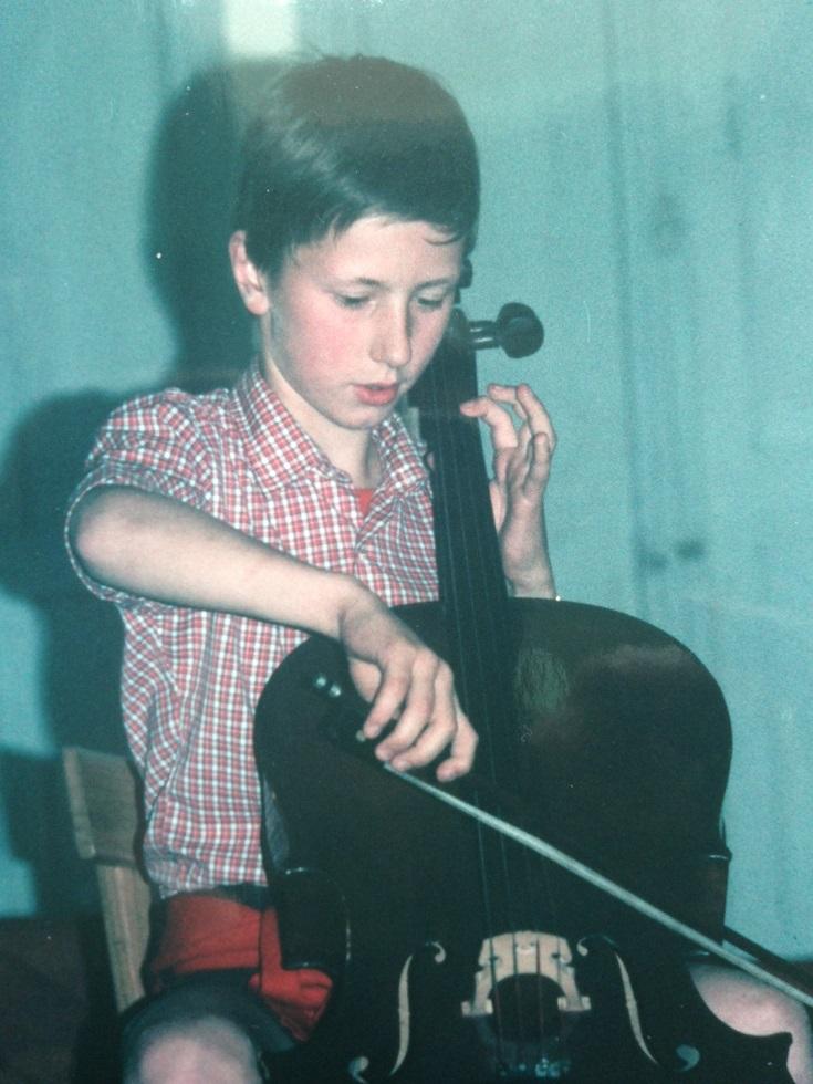 Premiers émois musicaux : Yves Bouillier, violoncelliste et chef d'orchestre