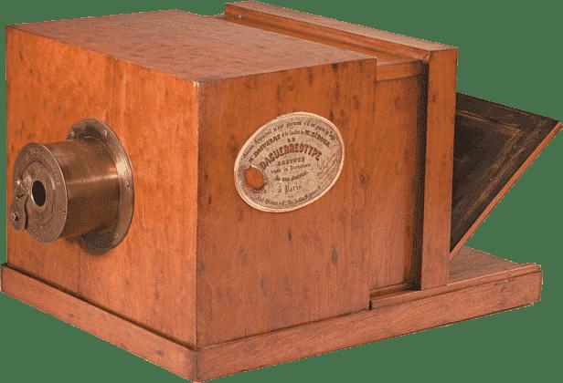 Ephémérides : et Daguerre inventa le daguerréotype...