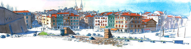 Vincent Brunot : à la conquête du Pays Basque