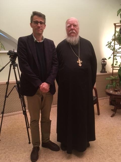 Guillaume d'Alançon, lauréat du Prix des Trois Couronnes : « Frères chrétiens, levez-vous ! »