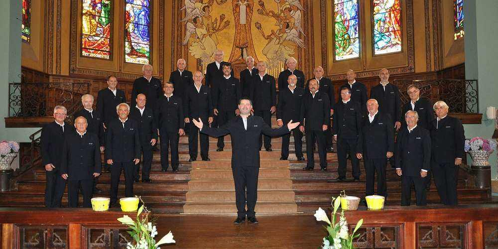 Bayonne : le choeur « Adixkideak » à la cathédrale