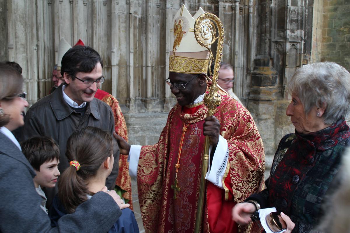 Un nouveau livre du  Cardinal Sarah