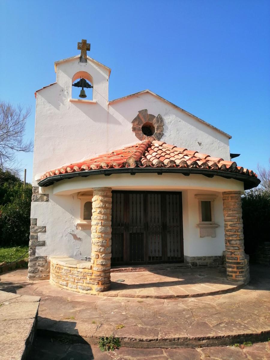 Saint-Jean-de-Luz : la chapelle du Chevalier Firmin Van Bree