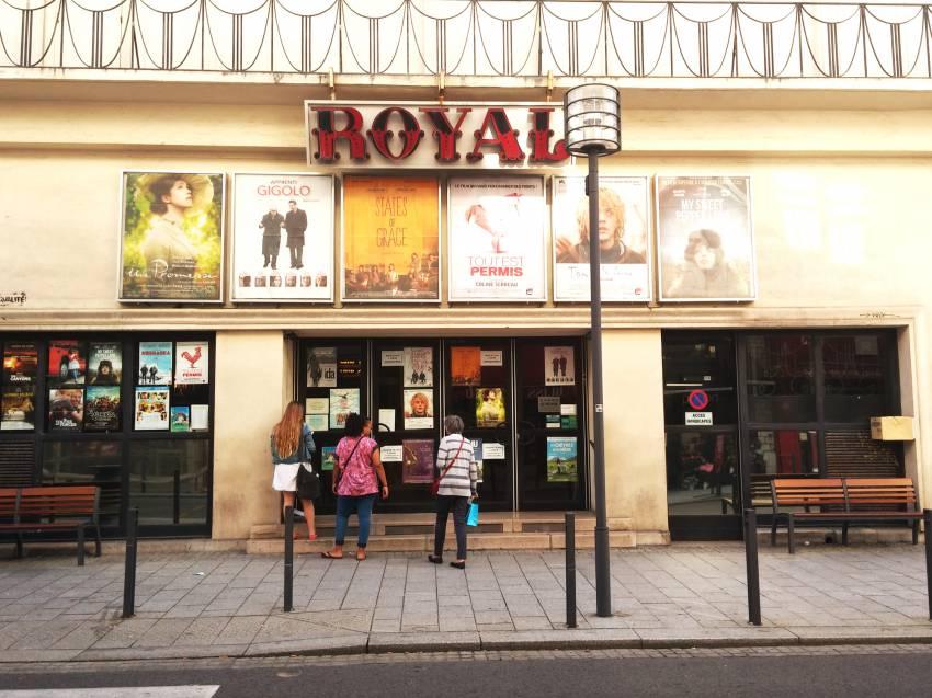 Vent nouveau sur le cinéma Le Royal de Biarritz