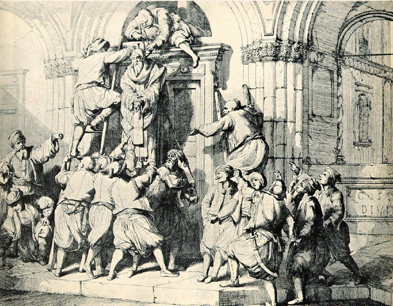 zTradition1 martyre-patriarche-gregoire5constantinoplea.jpb.jpg