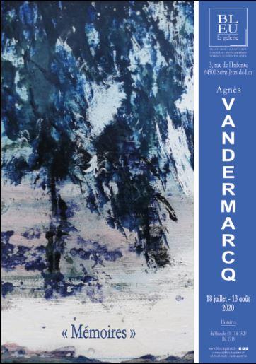 Saint-Jean-de-Luz : trois regards d'artistes se croisent à « Bleu la Galerie »