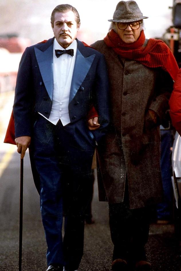 Federico Fellini, Il Maestro 3ème Partie