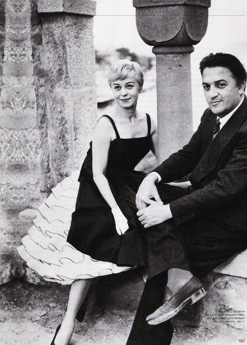 zCinéma1 Guilietta Masina et Federico Fellini.jpg