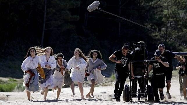"""A propos du film """"Akelarre"""" projeté actuellement: la véritable histoire des sorcières basques!"""