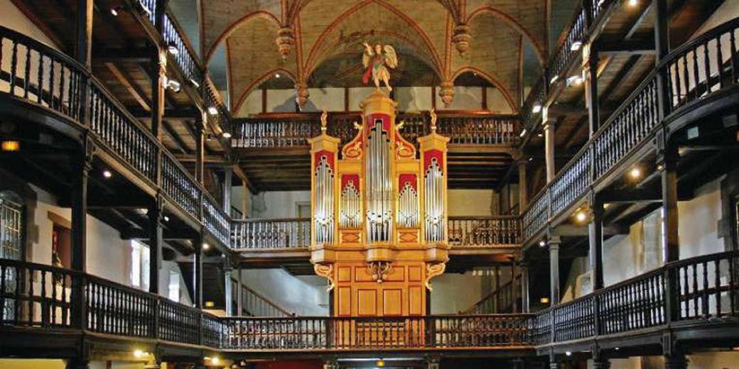 Hendaye : l'été de l'orgue à Saint-Vincent