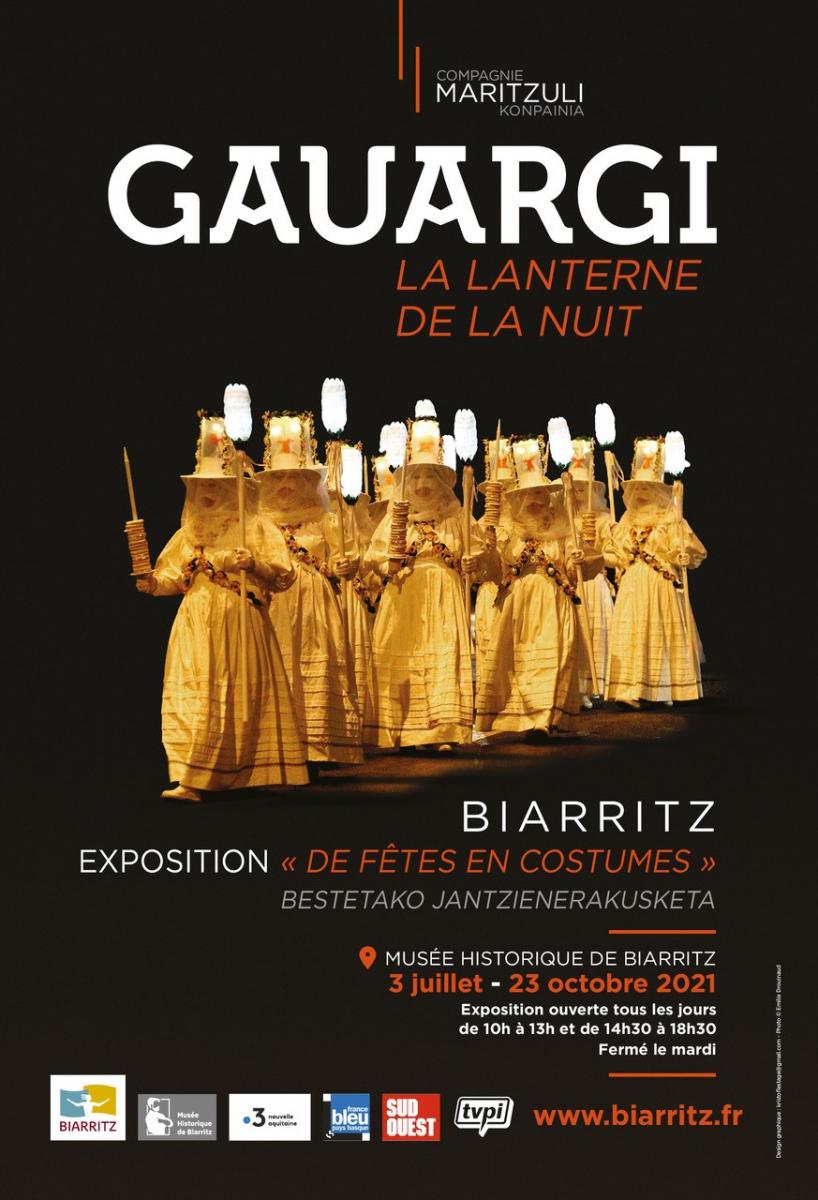 Biarritz : à la lumière des lanternes avec la Cie Maritzuli