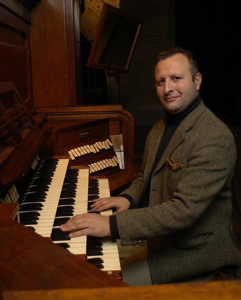 Festival Biarritz en Chamades: Frédéric Blanc à l'orgue de Saint-Joseph ce dimanche