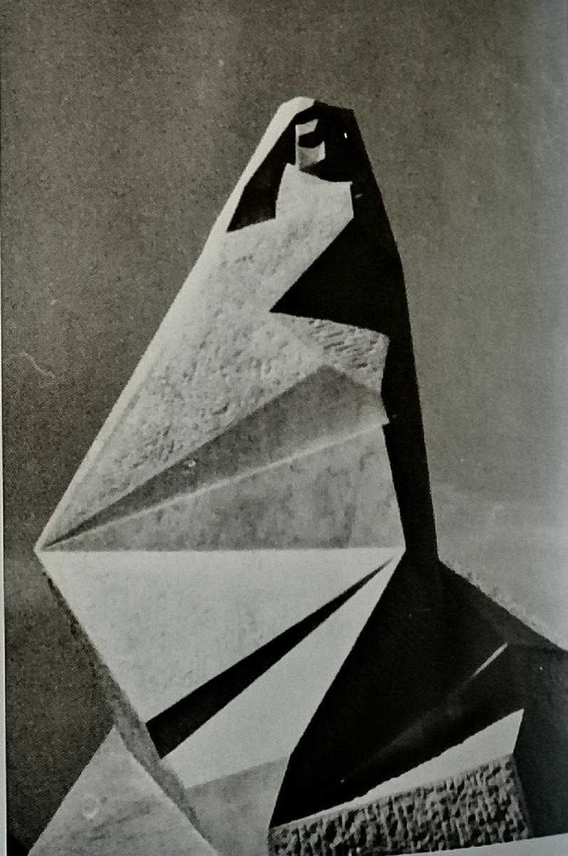 Biarritz : L'affaire de la Vierge Pyramidale sculptée par Juan Luis Cousiño