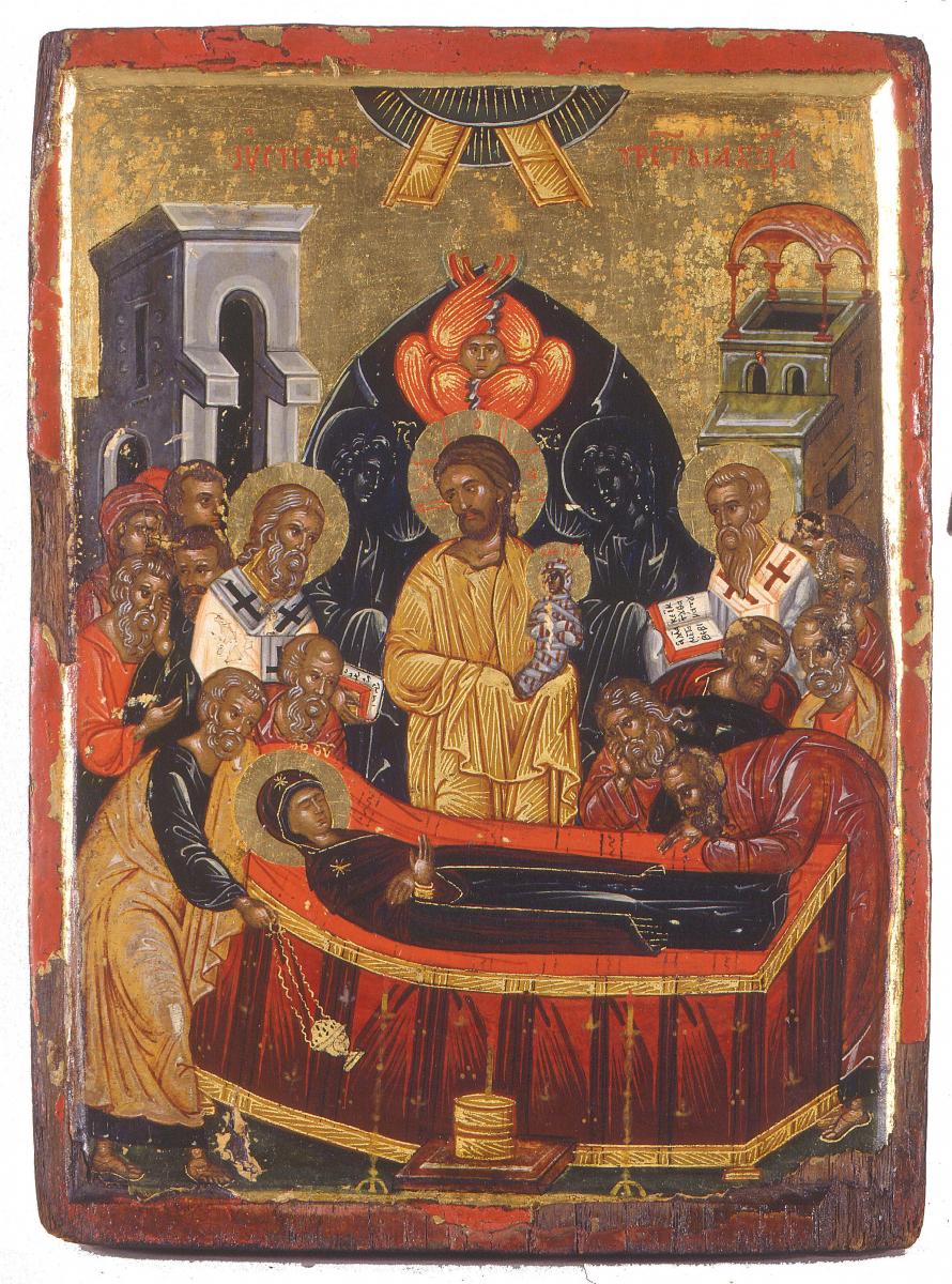 Dormition chez les Orthodoxes, Assomption chez les Catholiques