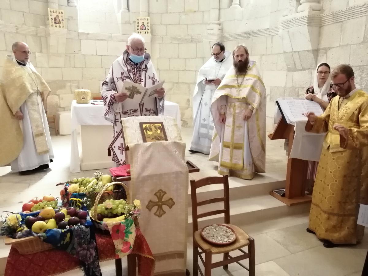 Talmont-sur-Gironde: quand s'entrecroisent les traditions orthodoxes et catholiques