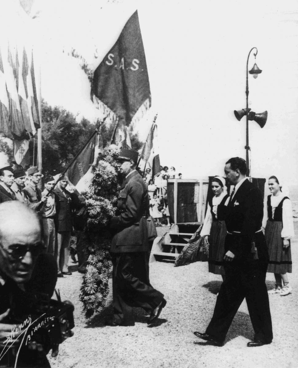 De Gaulle,  l'Argentina et les « Fakewines »