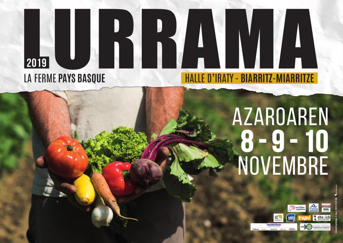 Incontournable, Lurrama - salon de l'agriculture paysanne et durable
