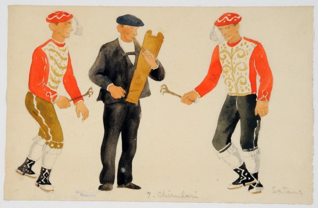 Ramiro Arrue, un artiste qui jongle entre avant-garde et tradition !