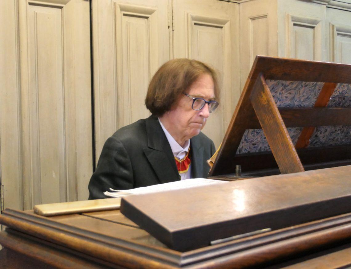 In Mémoriam : Daniel Matrone, compositeur et ancien titulaire des orgues de St-Jean-de-Luz
