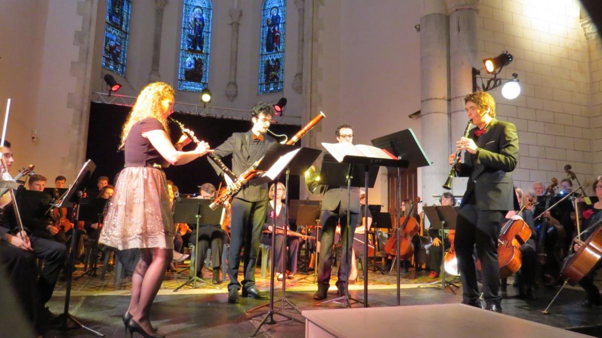 Cathédrale de Bayonne: Yves Bouillier dirigera l'octuor de l'Ensemble Orchestral de Biarritz