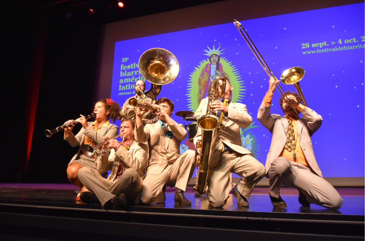 Clap de fin de la 29ème édition du Festival Biarritz Amérique Latine