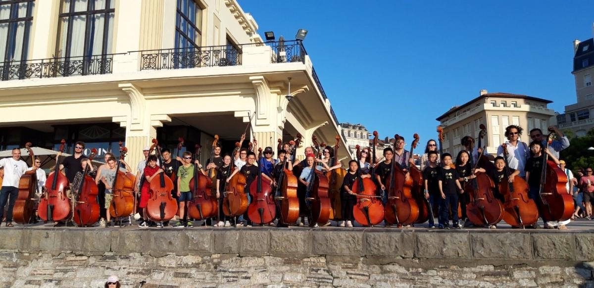 Biarritz International Bass Academy 2020