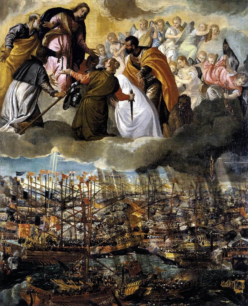 Il y a 450 ans, le 7 octobre 1571, la bataille de Lépante arrêtait l'islam