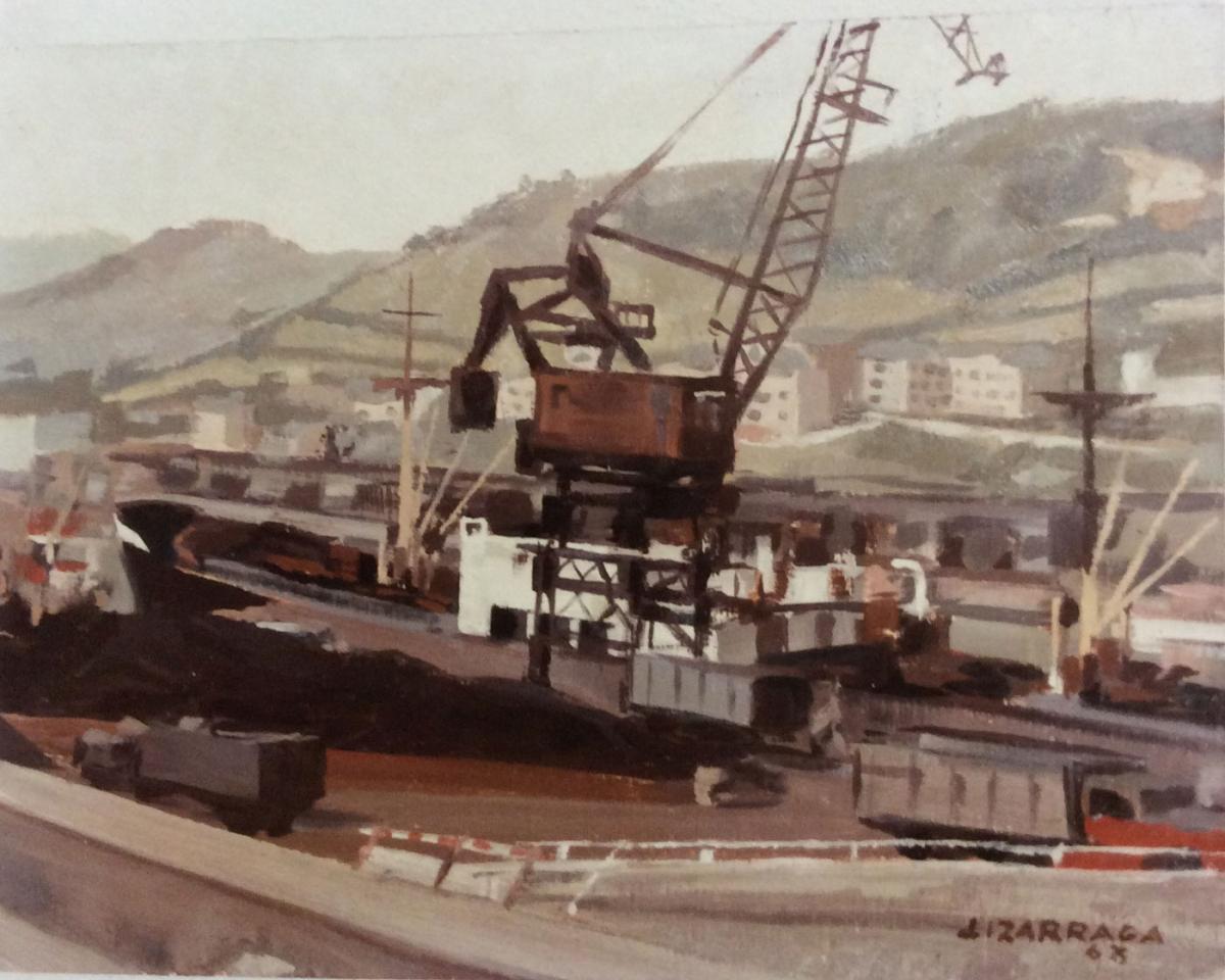 G Lizarraga Port de Barakaldo (1968).jpg