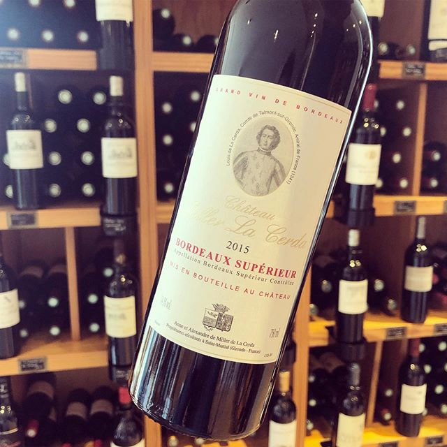 Château Miller La Cerda, un vin de plaisir